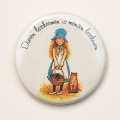 Holly Hobbie button 6