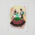 Spaanse flamenco 2