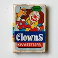 Clowns kwartetspel