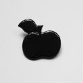 Broche appel zwart