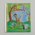 Gouden boekje Bambi