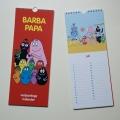 Barbapapa verjaardagskalender