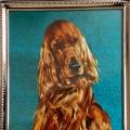 Schilderijtje hond