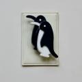 Broche pinguïns
