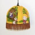 Hanglamp Paulus geel